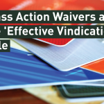 Arbitrating Antitrust Claims, Class Action Waivers and the 'Effective Vindication' Rule