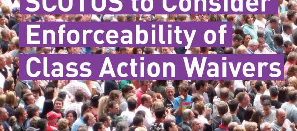 Karl Bayers Disputing Blog Scotus To Consider Enforceability Of