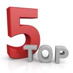Top 5 Healthcare Posts in 2012