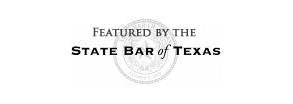Featured by the State Bar of Texas